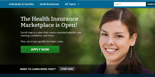The Face Of Obamacare Disappears