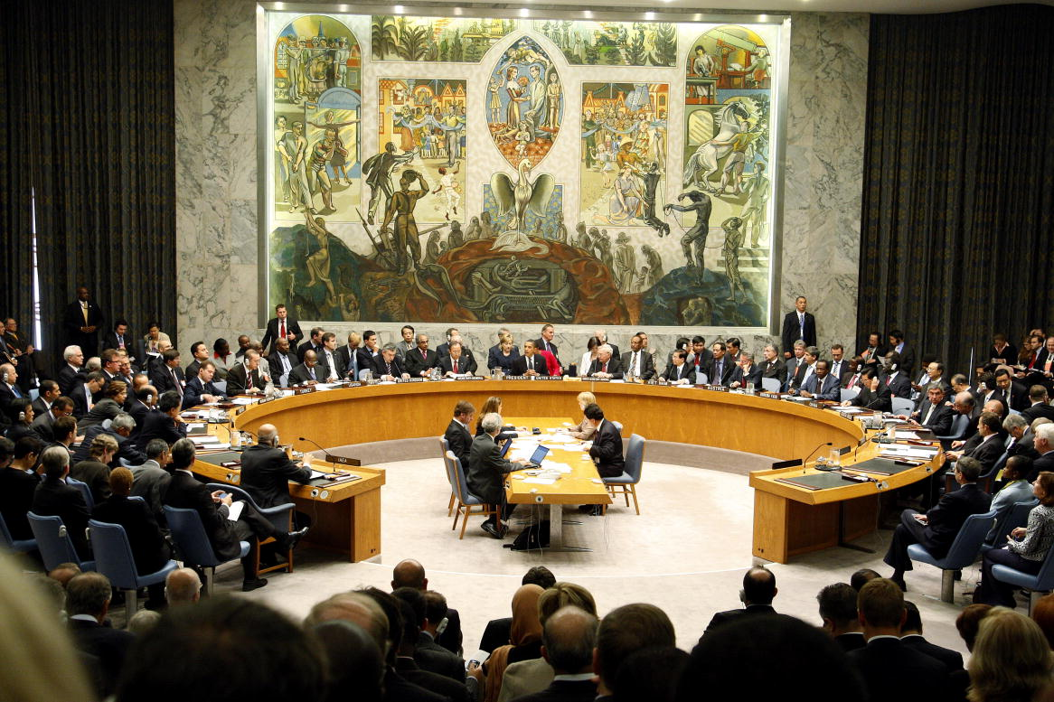 Security Council Summit on
