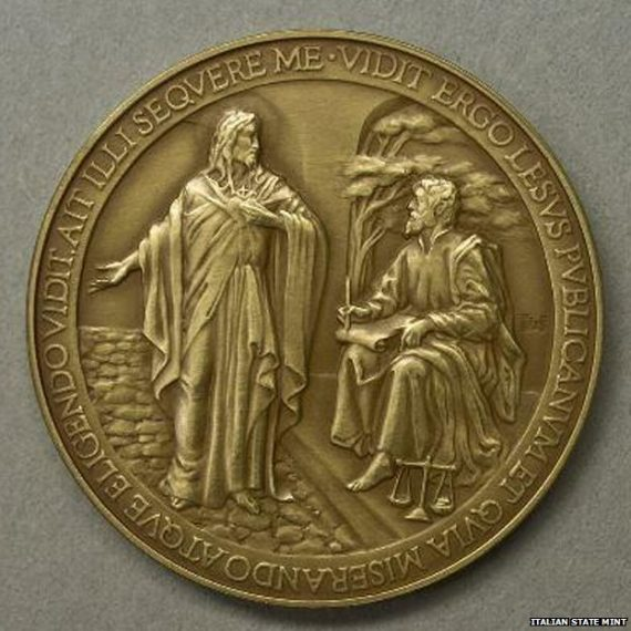 Vatican Coin