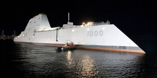 Captain James Kirk To Take Command Of Newest Navy Destroyer