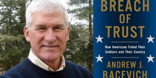 Review: Bacevich's Breach of Trust