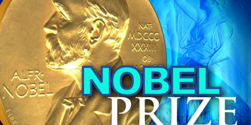 Nobel Peace Prize Awarded for Ending Chemical Weapons Use