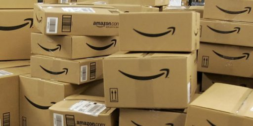 The Amazon Deal Won't Save The USPS By Itself, But It's A Start
