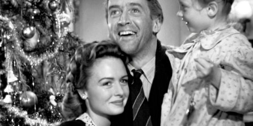 Paramount Nixes Idea Of 'It's A Wonderful Life' Sequel