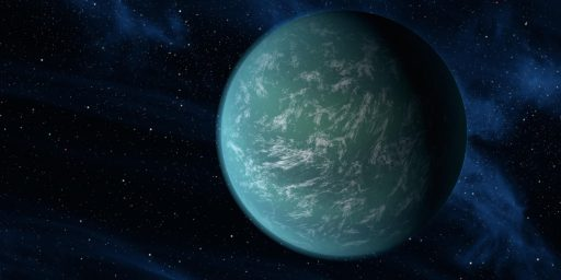 Scientists: At Least 8.8 Billion Earth-Size Planets In Milky Way