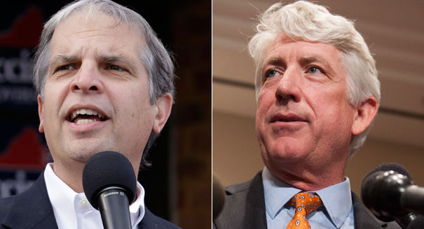 Mark Herring Mark Obenshain