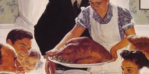 Do Barack Obama And Mike Bloomberg Want To Ruin Family Thanksgiving Gatherings?