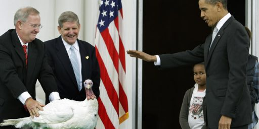 All Of The Turkeys Obama Has Pardoned Are Dead