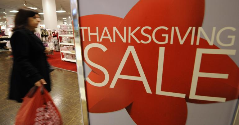 Retailers Thanksgiving