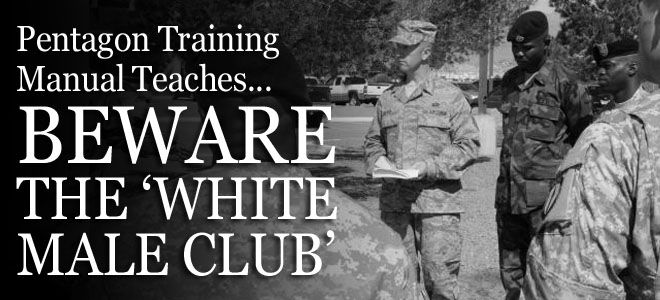 pentagon-white-male-club