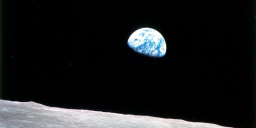 Apollo 8's 'Earthrise' 45 Years Later