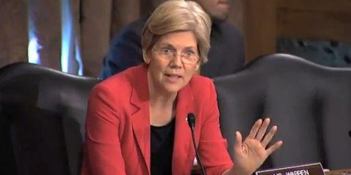 Elizabeth Warren Once Again Says She's Not Running For President