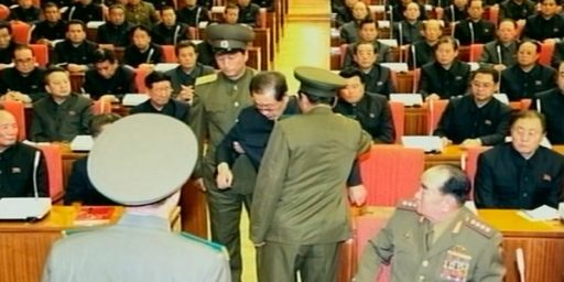 North Korea Says Kim Jong Un's Uncle Has Been Executed