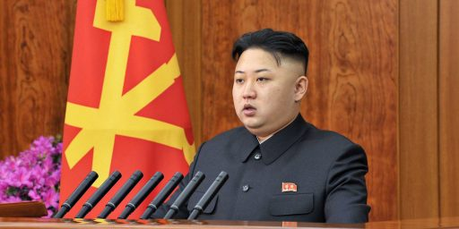 Kim Jong Un Ordering Executions While Drunk?