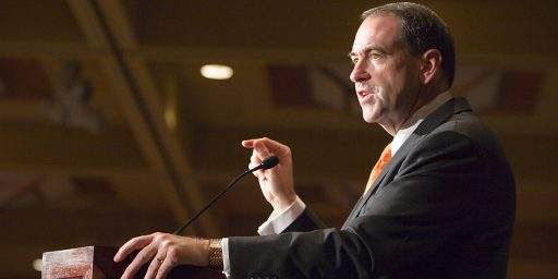 Time To Start Thinking About Huckabee 2016