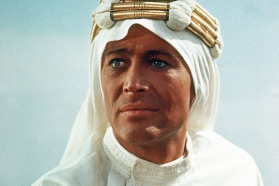 Peter O'Toole Lawrence of Arabia-1138942