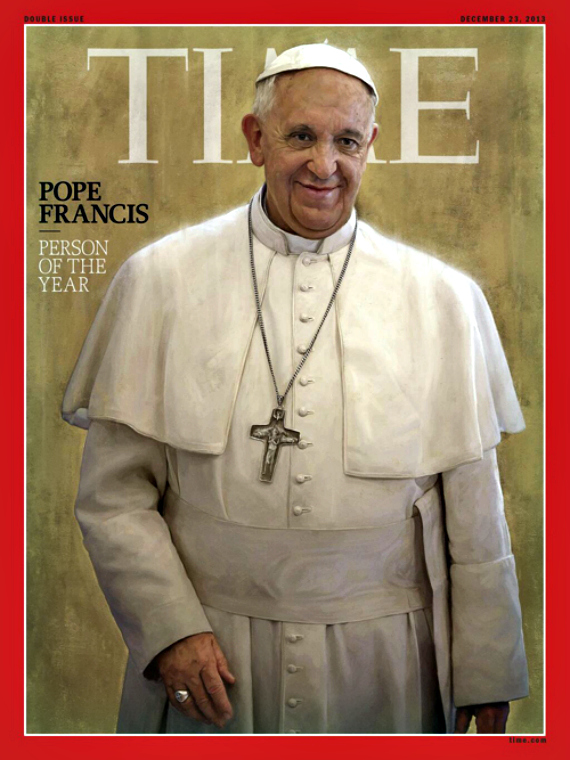 Pope Francis Person of The Year