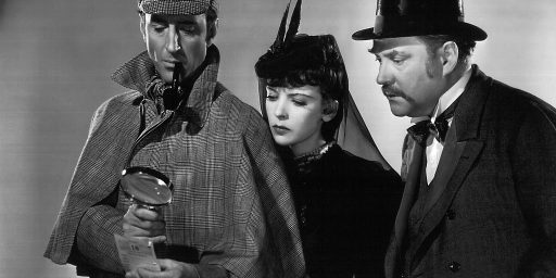 Federal Judge Rules That Most Of Sherlock Holmes Is Now Public Domain