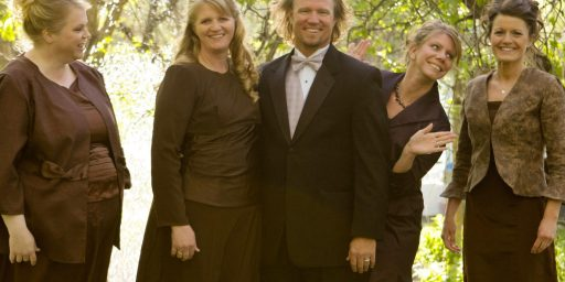 Federal Judge Strikes Down Utah Law Against Polygamy, Or At Least Part Of It