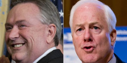 A Texas-Sized Primary Challenge, Or Much Ado About Nothing?