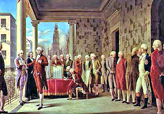 Washington Inaugural