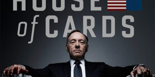 Obama: I Wish Washington Was Like House Of Cards