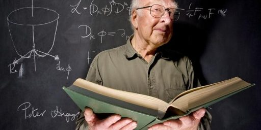 Peter Higgs Not Productive Enough for Today's Academy?
