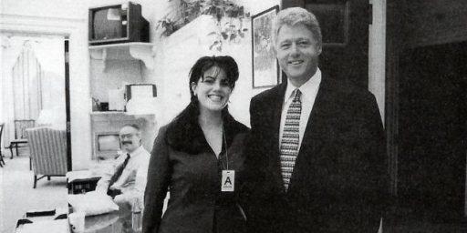 Rand Paul: Bill Clinton's Lewinsky Affair Relevant To 2016 Election