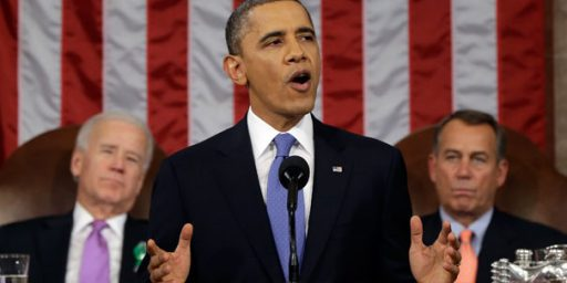 The State Of The Union Is Pointless