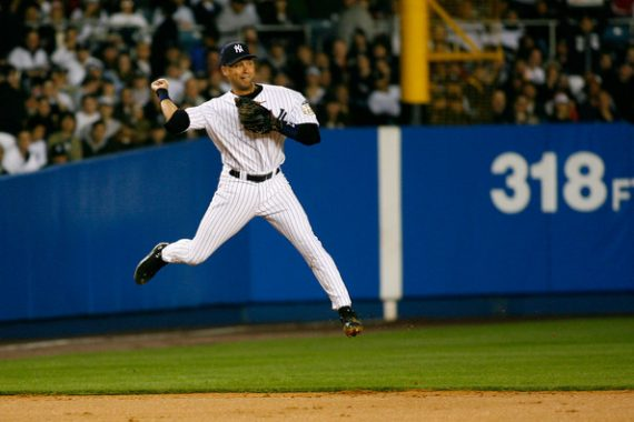 Derek-Jeter-New-York-Yankees