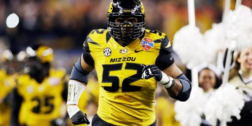 Michael Sam Rookie Jersey Outselling Everyone's Except Johnny Manziel's