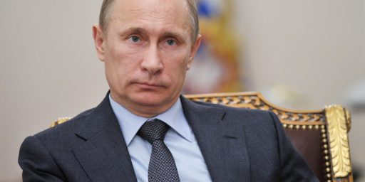 Putin Says He'll Respect Results Of Ukraine Elections