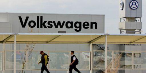 Tennessee Volkswagen Workers Reject Unionization