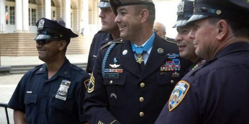 Leroy Petry, Medal of Honor Recipient, Retiring from the Army