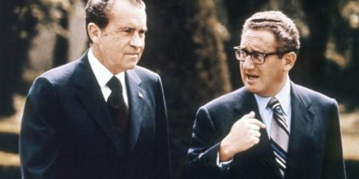 Only Nixon Could Go to China--Because Nobody Else Wanted To