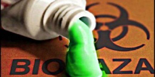 TSA Touts Toothpaste Tube Terror Threat