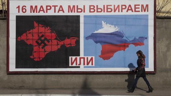 Crimea Russian Propaganda