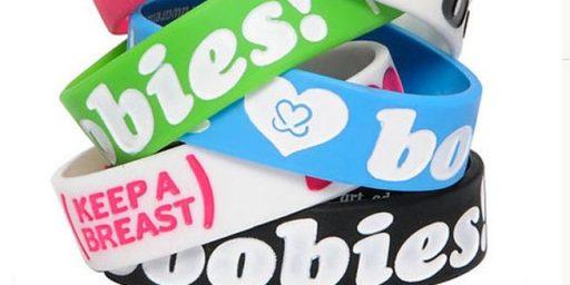 "Supreme Court Declines To Hear About ""I ♥ Boobies"" Bracelets"