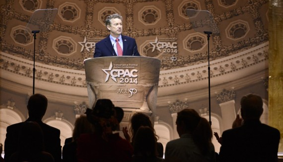 Rand Paul CPAC 2014 Two