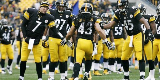 NFL To Force Steelers To Do Reality Show?