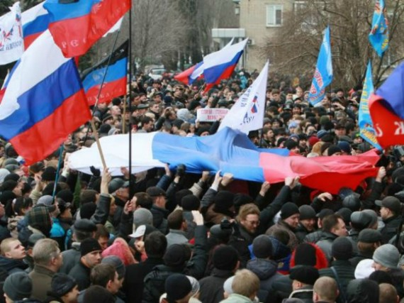 Donetsk Protests
