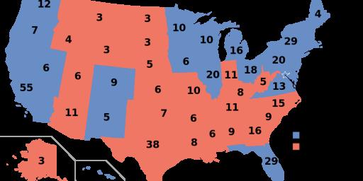 A Democratic Lock On The Electoral College