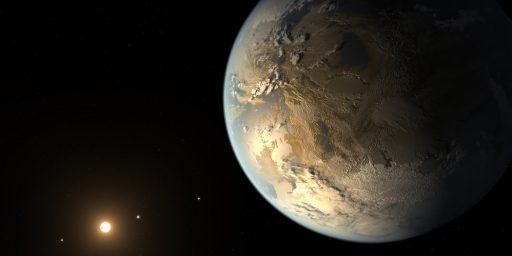 Scientists Find Earth-Sized, Possibly Habitable, Planet