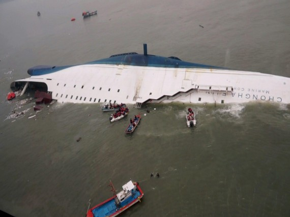 Korea Ferry Disaster