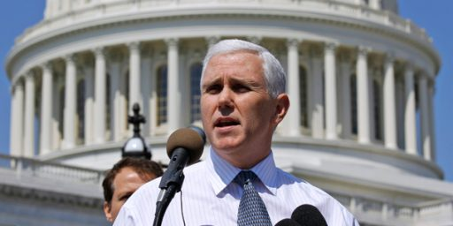 Pence Lawyers Up