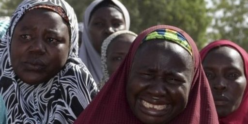 What, If Anything, Should The United States Do About Those Nigerian Schoolgirls?