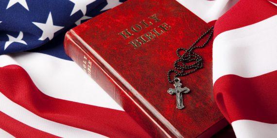 American Flag Bible