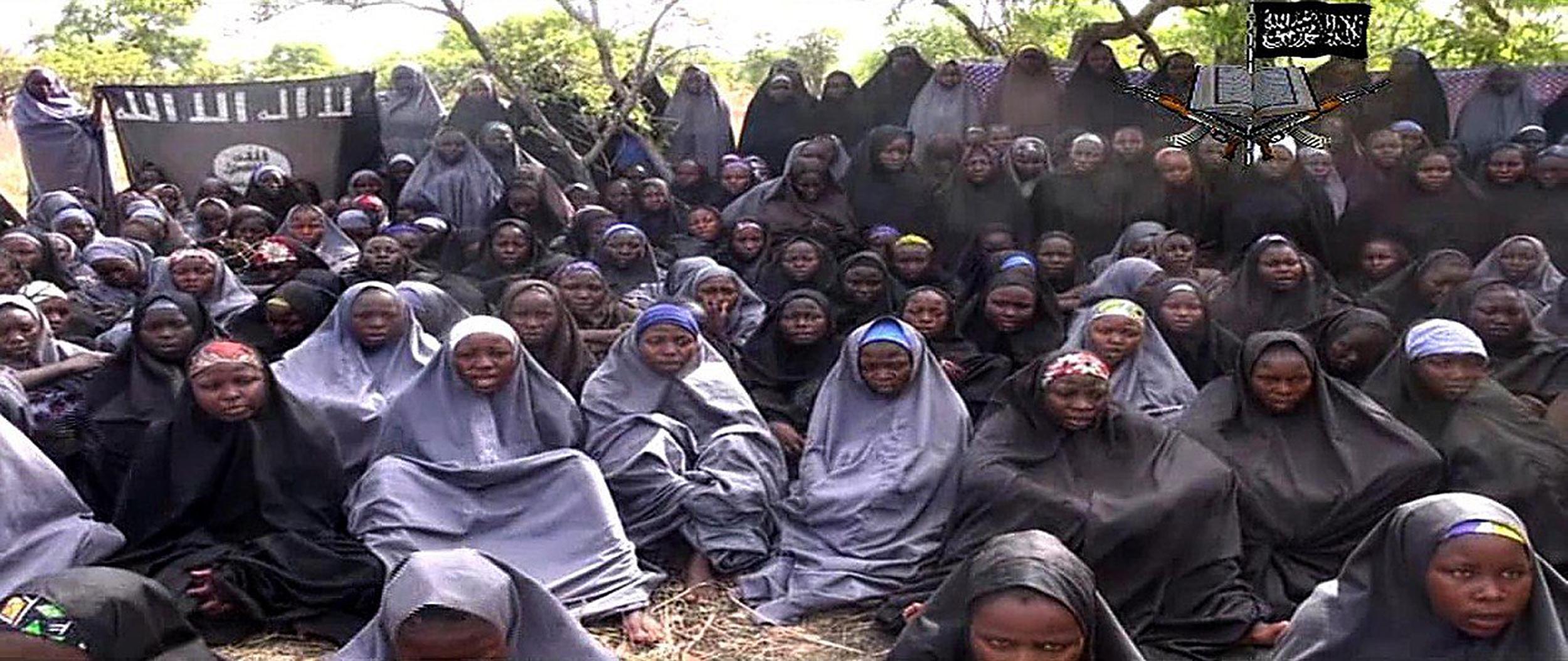 Boko Haram Nigerian Schoolgirls