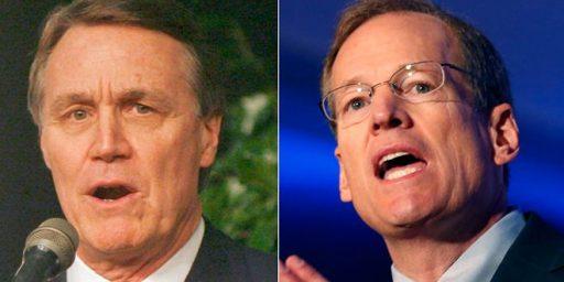 David Perdue, Jack Kingston Advance To GOP Senate Runoff In Georgia