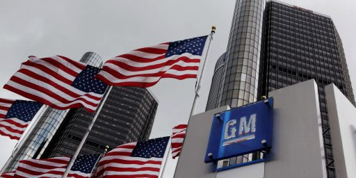 Faced With Lawsuits, General Motors Is Headed Back To Bankruptcy Court